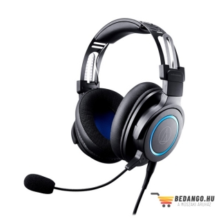 Audio-Technica ATH-G1 prémium fekete gamer headset (ATH-G1)